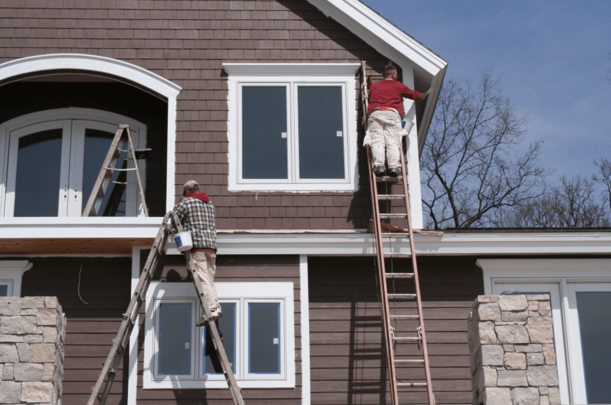 Calgary-Painters-Okotoks, Chestermere-Airdrie-Stucco-Painting